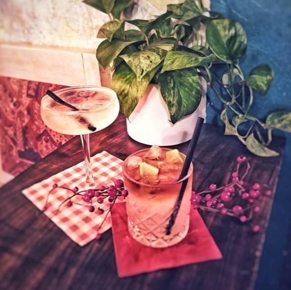 Cocktails im Kune